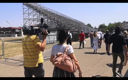 MODENA SCENDE DI NUOVO IN PISTA COL MOTOR VALLEY FEST
