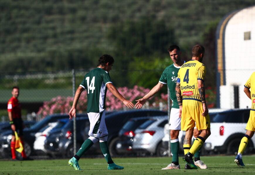 Live / Hellas Verona-Modena 3-2 (finale). Foto, Video interviste, cronaca, 3 minuti partita