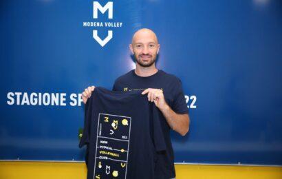 Ninesquared è il nuovo Official Apparel Partner di Modena Volley (VIDEO)
