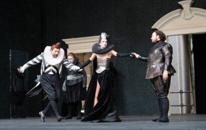 Il Rigoletto di Giuseppe Verdi nel palazzo Ducale di Modena
