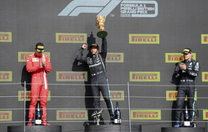 """F 1 / G.P. Silverstone / Hamilton: """"Incidente? Verstappen non ha lasciato spazio"""". Horner (Red Bull): """"la curva era nostra"""""""