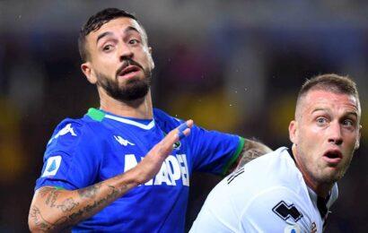 Il Sassuolo non sfonda contro la Samp: finisce 0-0