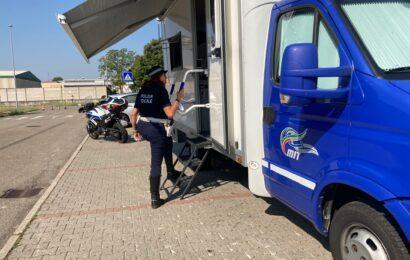 Violano leggi comunitarie, multati due autotrasportatori