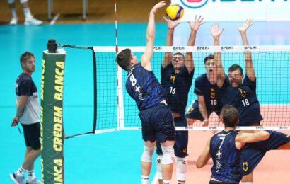 Test match, Modena Volley schiaccia Milano (3-0). Domani Leal Day
