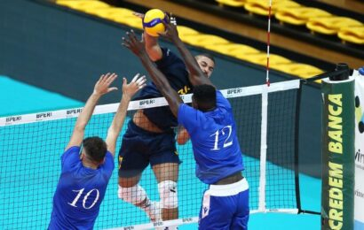 Buon test per Modena Volley contro Siena, ma gli occhi sono su Yoandy Leal
