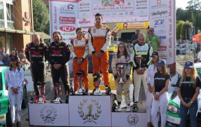 Rally Città di Modena 2021 si avvicina la grande sfida Nazionale