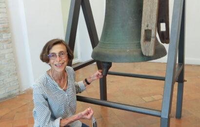 Torna a Palazzo Comunale la campana della comunità