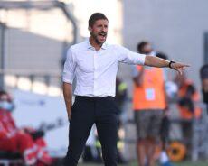 """Sassuolo-Salernitana 1-0 / Dionisi: """"Bravi tutti, ma poco cinici"""""""
