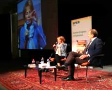 Dove andiamo / Lilli Gruber al 'Monzani' racconta Martha Gellhorn