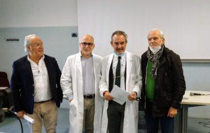 Policlinico, nuovo direttore dell'Otorinolaringoiatria: Daniele Marchioni sostituisce Livio Presutti