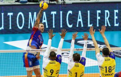 Modena Volley sbanda alla prima, a Monza perde 3-1