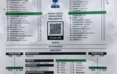 Live / Sassuolo-Venezia 3-1