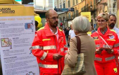 """""""Io non rischio"""", la campagna della protezione civile"""