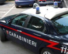 minaccia barista in centro. Uomo fermato dai Carabinieri con lo spray al peperoncino.