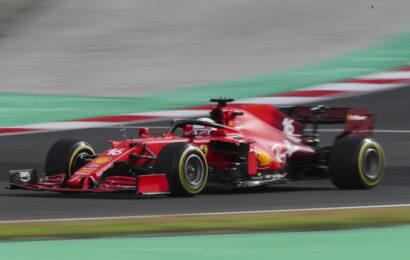 F 1 / G.P. Turchia / Libere 2 / Leclerc dietro ad Hamilton che ha il miglior tempo